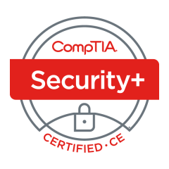 Security Plus Certified